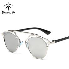 Dress U Up Vintage Boys Girls Kids Sunglasses Pilot Sun Glasses UV400 Children Sunglass Oculos De Sol Gafas Lunette De Soleil(China (Mainland))