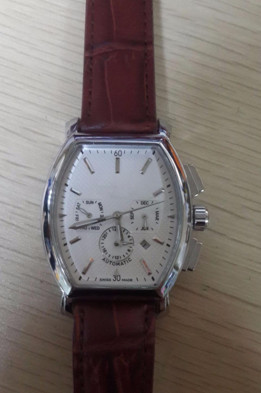New Style Men brand automatic Mechanical Tonneau sports watch SS00289<br><br>Aliexpress
