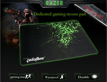 260*210*3mm OEM Razer Goliathus Gaming Game Mouse Pad Mat locking edge speed Edition control edition mouse pad(China (Mainland))