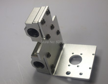 wholesale 3D printer Reprap Prusa X-axis extruder holder,can be use remote/direct extruder