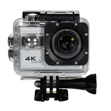 Buy 4K ultra HD WiFi Action Camera F68 Voice Features 2160P 170D Wide Angle 2 inch Sport Camera Mini Waterproof HD DV Free for $51.30 in AliExpress store