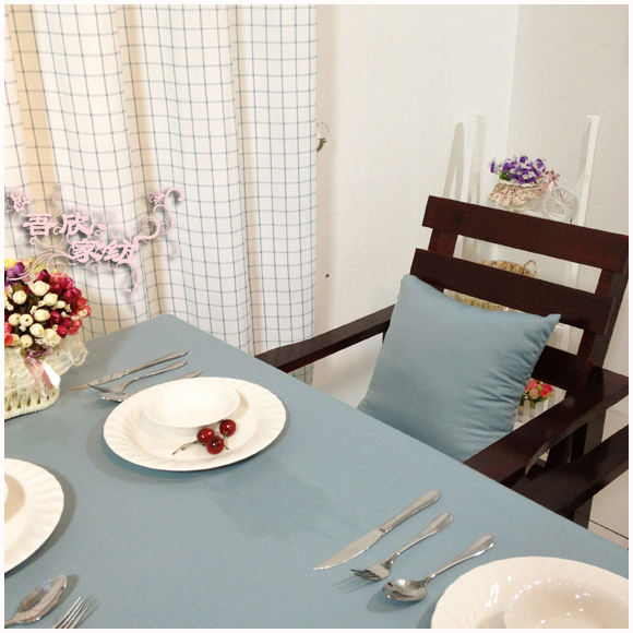 Solid color table cloth tablecloth dining table cloth gremial table runner vintage table cloth(China (Mainland))