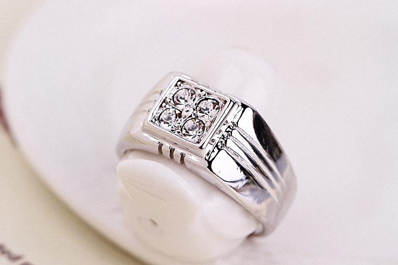 HTB1 rWsKpXXXXa9XFXXq6xXFXXX0 - Brand TracysWing Rings for men Genuine Austria Crystal 18KRGP Gold Color Fashion wedding ring New Sale Hot #RG90044