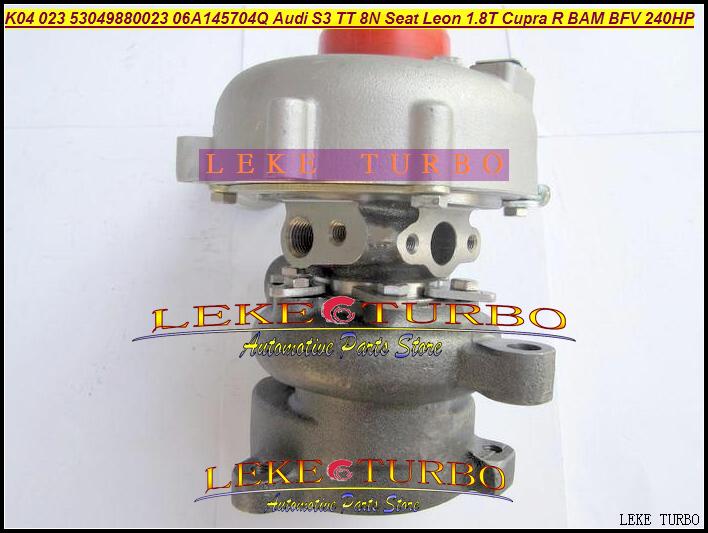 K04 023 53049880023 53049700023 06A145704Q Turbo Turbocharger for Audi S3 TT 8N Seat Leon 1.8T Cupra R BAM BFV 1.8L 240HP (4)