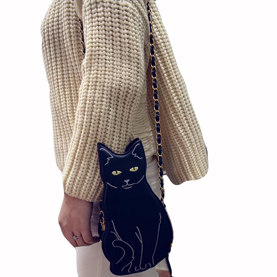 Popular Black Cat Purse-Buy Cheap Black Cat Purse lots