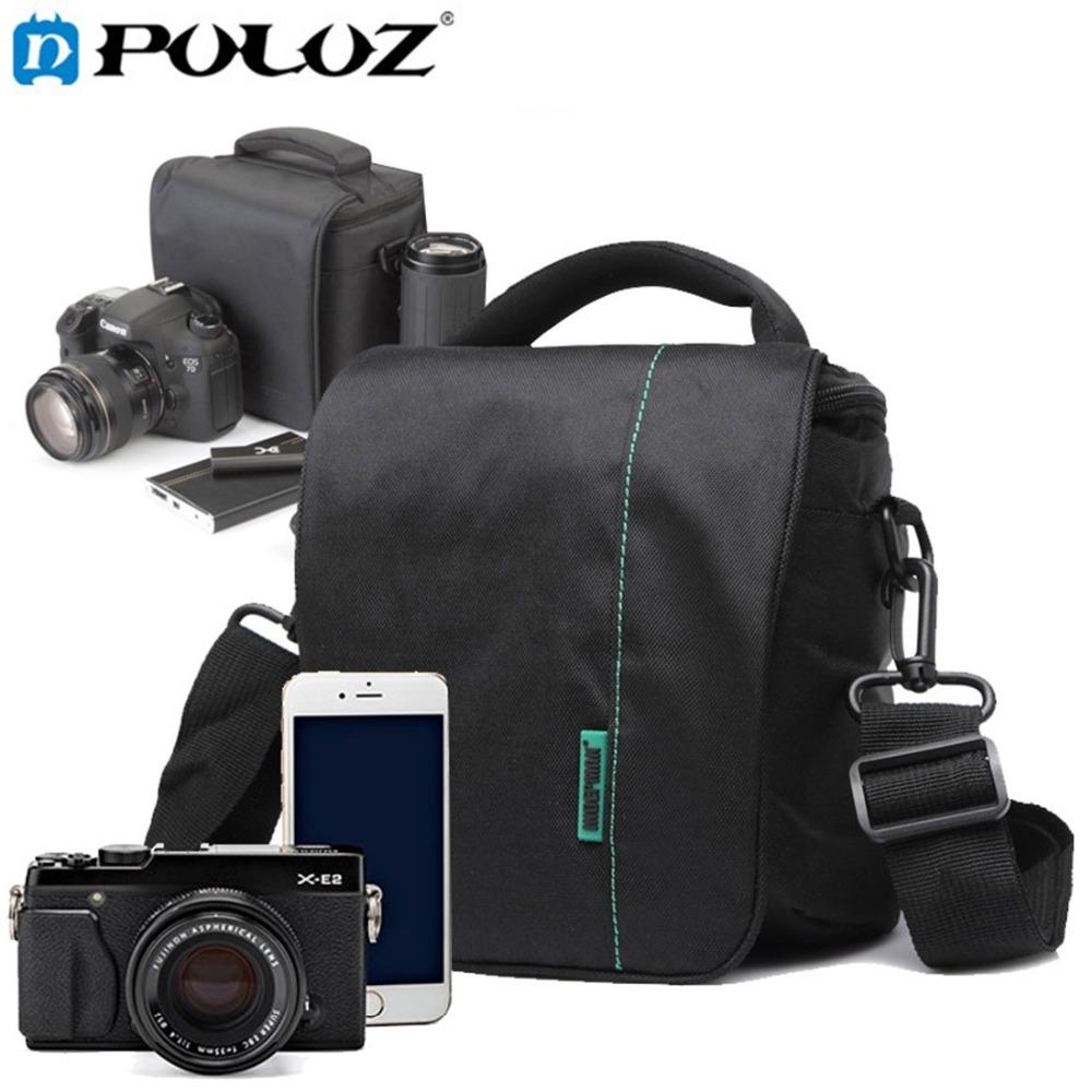 Scratch-proof Sling Shoulder Bag Handbag Micro Single Bag Camera Backpack Bag Waterproof DSLR Case stocker Canon SONY Nikon