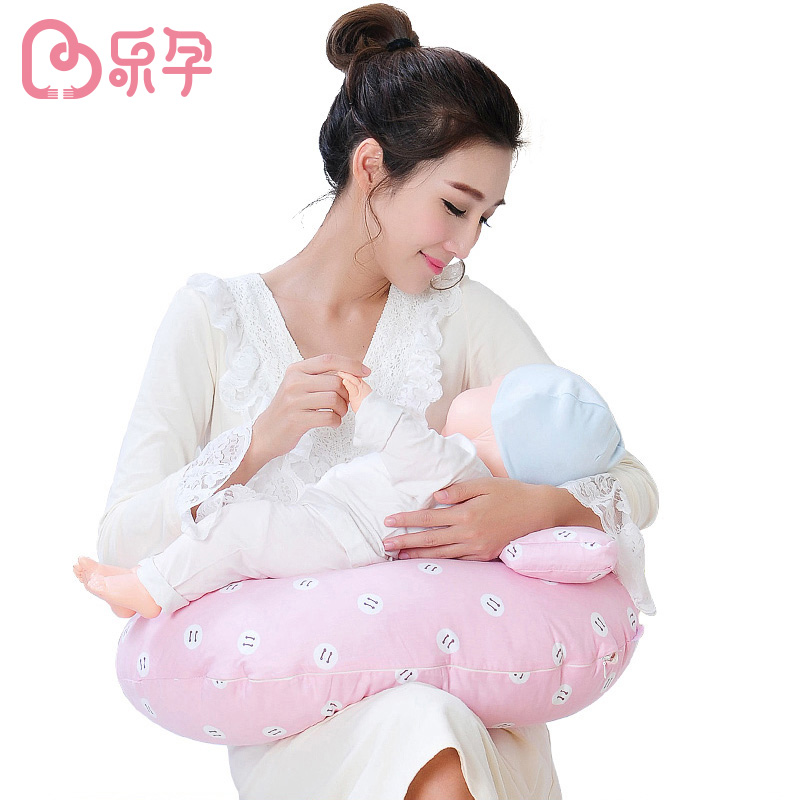 leyun maternity women pillow cotton pregnancy protect waist pillow/supporting side-lying/ breastfeeding pillow