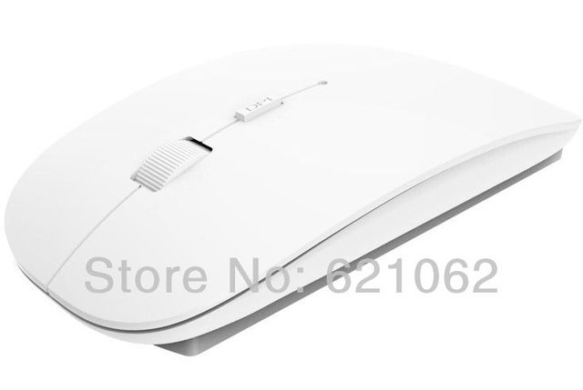 Free shipping Top Selling 2.4G usb wireless mouse mice 10M working distance 2.4G receiver super slim mouse