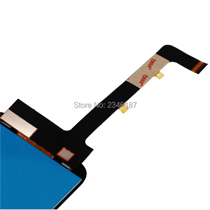 5pc/lot LCD Display For BLU Studio 6.0 HD D650 650 Mobile Phone LCDs Touch Screen100% Guarantee Black Color TouchPanel FreeTools