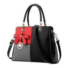 Buy sac main women bag handbag messenger bags luxury handbags designer bolsas leather bolsa feminina bolsos mujer fashion Splicing for $19.23 in AliExpress store