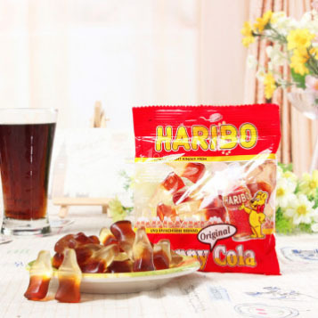 Гаджет  Free shipping Harry Po cheerful cola flavored candy 100g German imports None Еда