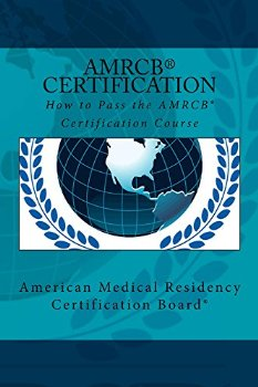 How to Pass the AMRCB Certification Course...(China (Mainland))