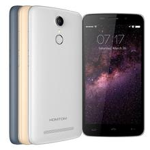 Homtom HT17 MTK6737 Smartphones Quad Core 5.5 inch Android 6.0 IPS 1280*720 1GB/8GB 13MP OTG 4G LTE Phone Free DHL Shipping(China (Mainland))