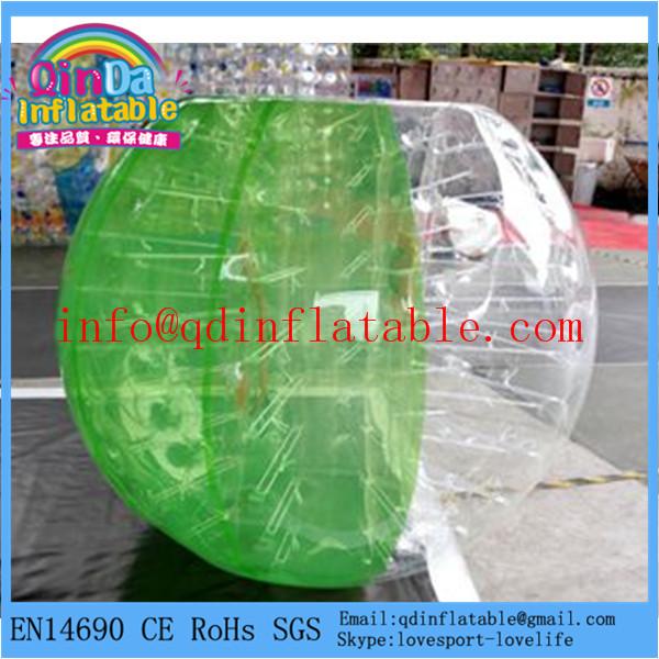 bubble ball soccer inflatable knocker ball bubble football for sale(China (Mainland))