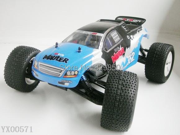 1:8 RC truck Nitro Gas 30CC Engine 4WD car 2-Speed Gearbox Buggy RTR radio remote control trucks toys(China (Mainland))