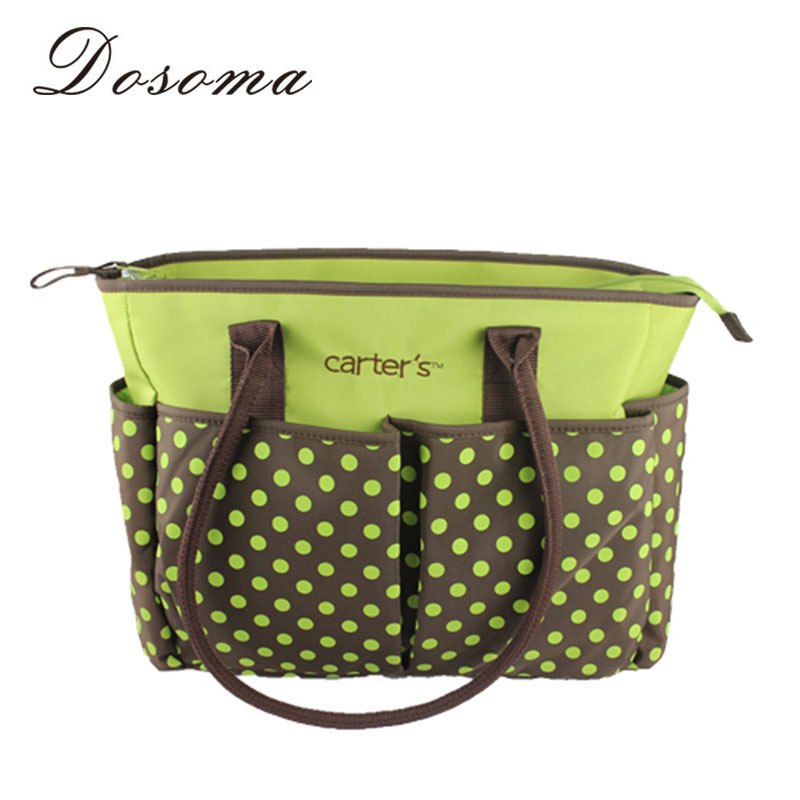 New Baby Nappy Bag multifunctional shoulder / Tote mommy diaper bags for mom travel handbags organizer stroller for maternity(China (Mainland))