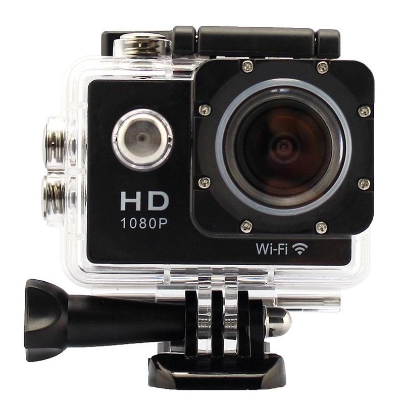 Original gopro hero 3 style SJ4000 WiFi Remote Control Sport Digital Camera Full HD 1080P 30M waterproof Action camera(China (Mainland))