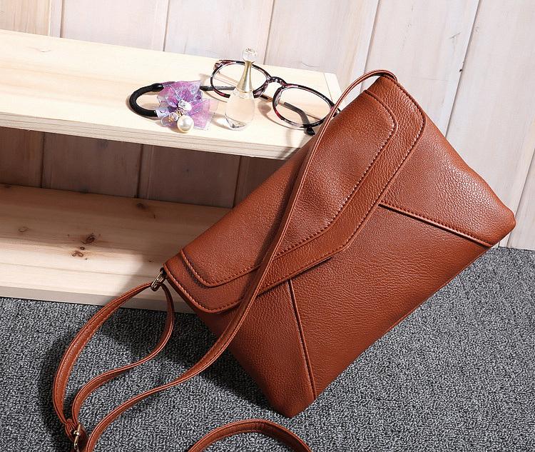 vintage PU leather handbags hotsale wedding clutches ladies party purse ofertas women crossbody messenger shoulder school bags(China (Mainland))