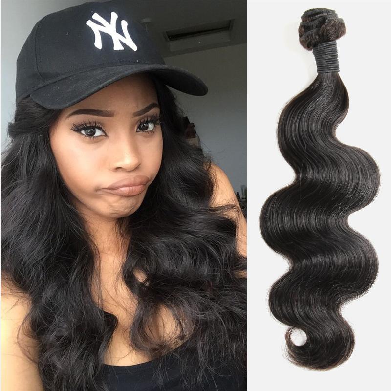Unprocessed 7a Brazillian Virgin Hair Body Wave 4pcs Lot Cheap