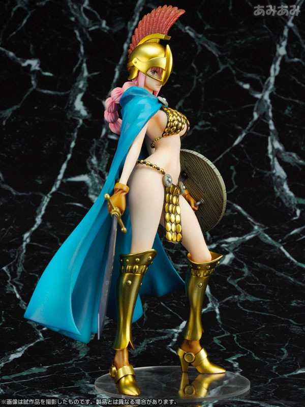 2015New Anime One Piece POP Rebecca PVC Action Figure Collectible Model Toy 22cm<br><br>Aliexpress