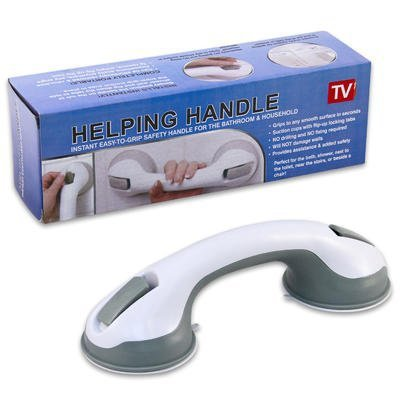 Helping Handle Sucker Safer Grip Handrail Bath Bathroom Accessories for Toddlers Older People Keeping Balance(China (Mainland))