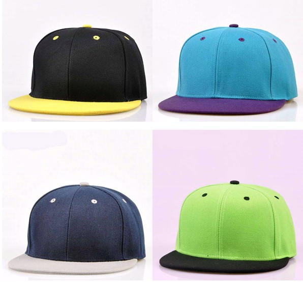 Wholesale cheap design blank snapback hats customized 3d embroidery ...