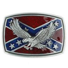 NEW Western Eagle Men's Belt Buckles Men Cowboy Belts Buckles Metal Free Shipping Best Quality(China (Mainland))