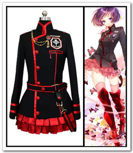 D.Gray-man Lenalee Lee Cosplay CostumeОдежда и ак�е��уары<br><br><br>Aliexpress