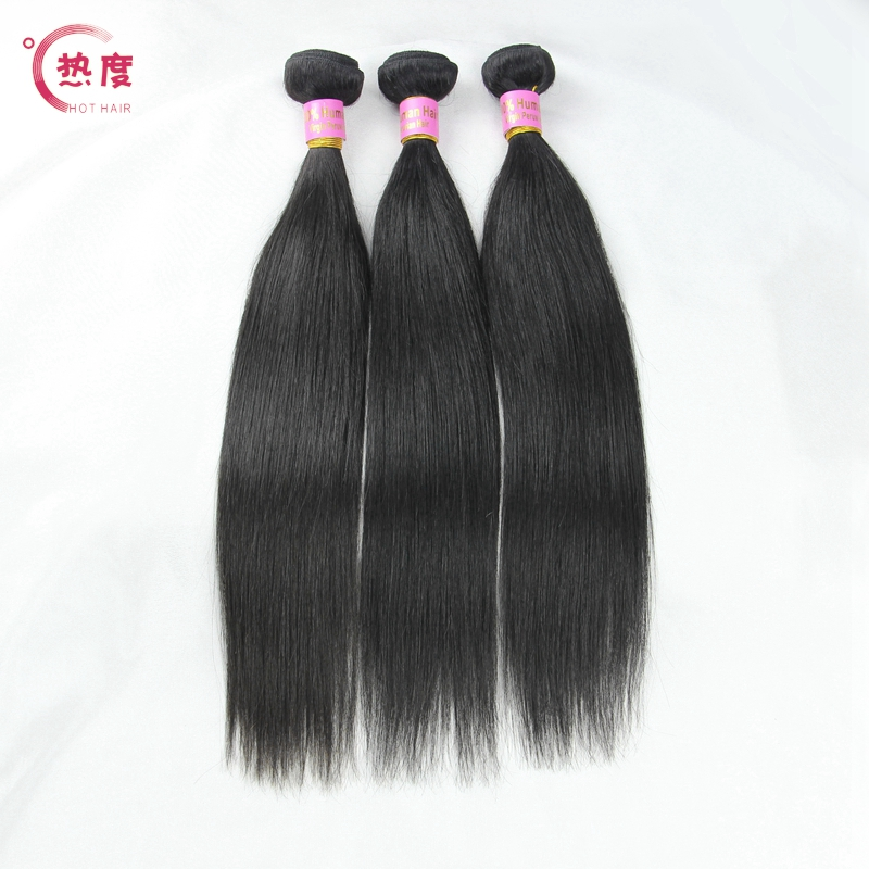Factory Lowest Price Products Peruvian Virgin Human Hair Straight 3Pcs/Lot<br><br>Aliexpress