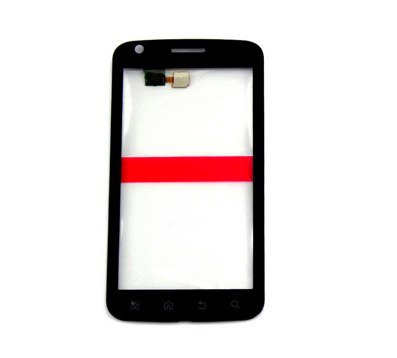 Black Glass Lens Touch Screen Digitizer touch panel Replacements for Motorola Atrix 4G MB860 , repair parts(China (Mainland))