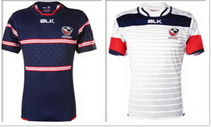 Pre Order 2015 USA Eagles Rugby Shirt 15/16 USA Mens Rugby Football Jersey RWC best quality jersey Camiseta World Cup(China (Mainland))