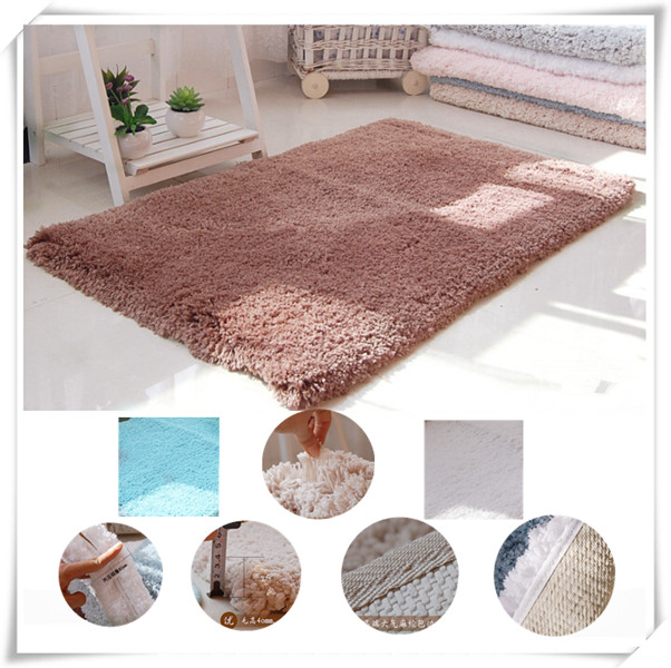 Shaggy rug and carpet for home living room europe tapete - Alfombras para sala ...