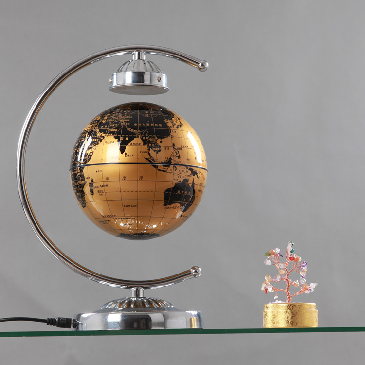 new magnetic globes 6 inch home decor magnetic levitation