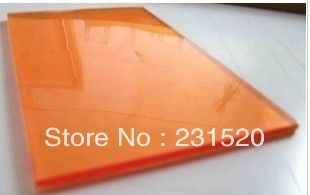 Hot foil stamping polymer plates 10pcs, water washable plate , 200x300mm/pc