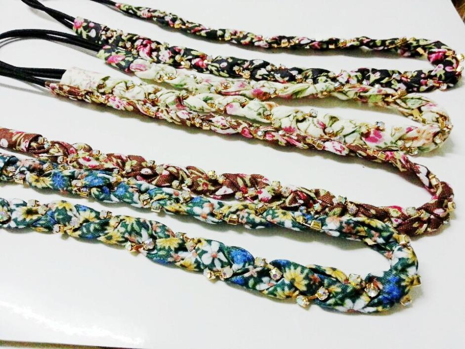 Fabric Elastic Headbands Elastic Headband Popular