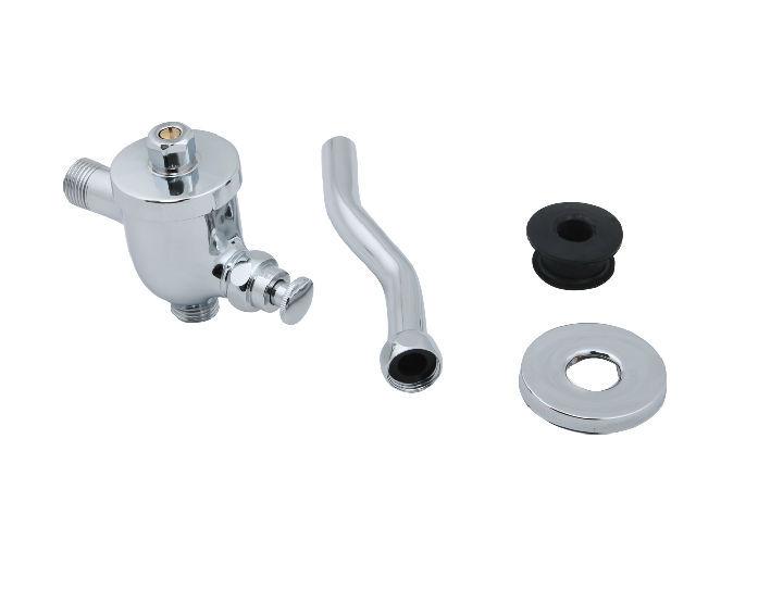 All copper chrome hand by buttons to adjust the urine valve flush valve flush valve<br><br>Aliexpress