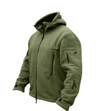 Military Man Fleece tad Tactical Softshell Jacket Outdoor Polartec Thermal Sport  Polar Hooded Coat Outerwear Army Clothes(China (Mainland))