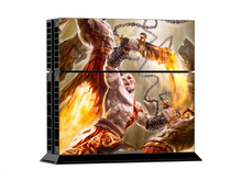 Ps4 skin Protective Vinyl Decal Skin Sticker PS4 For God of War Controller Sticker Skin for Sony PS4 Controller
