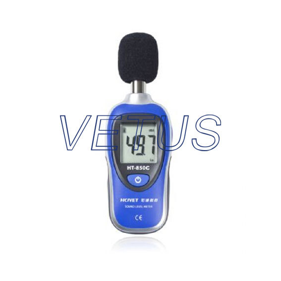 Contact Digial Sound Level Meter HT-850C