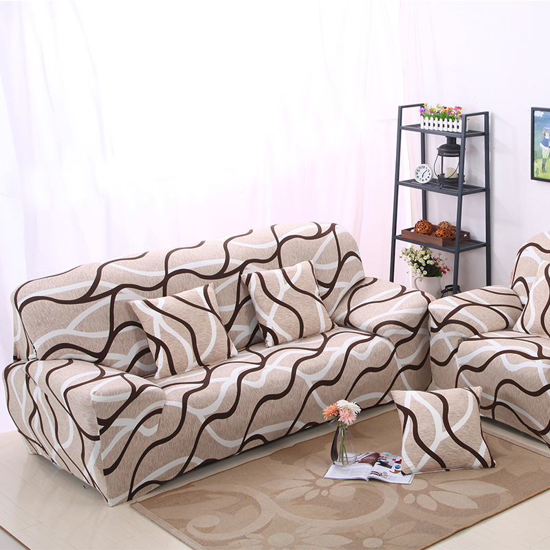 sectional couch covers L-shaped sofa cover elastic universal Wrap the entire sofa Slipcover Solid color(China (Mainland))