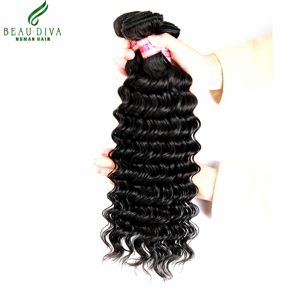 Peruvian Deep Wave 7A Unprocessed Virgin Hair 5 Bundle Deals Peruvian Virgin Hair Human Hair Weave No Tangle Queen Hair Products