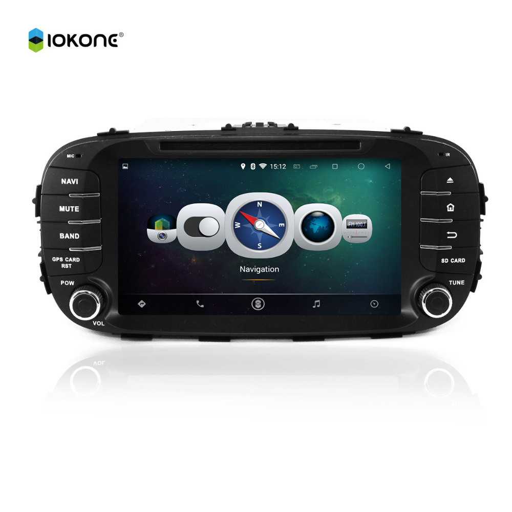 """8"""" Android Quad core HD Car DVD radio Player Stereo audio video entertainment system for Kia Soul 2014 with WIFI GPS CANBUS(China (Mainland))"""