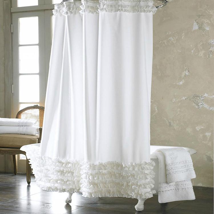Cortinas De Baño Quality:180-180-cm-alta-calidad-Luxury-home-hotel-cortina-de-ducha-espesar