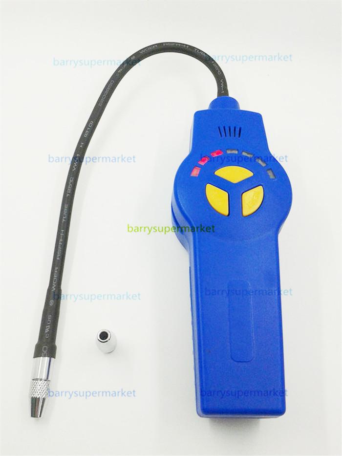 DSA-200 Halogen gas Freon CFC HFC HCFC Refrigerant Gas Leak Detector