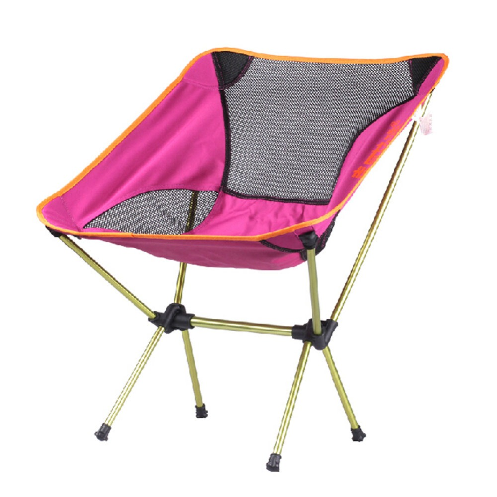 Outdoor Side Chair Camping Chair Fishing Stool Foldable