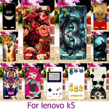 Buy Soft TPU Hard Plastic Phone Case Lenovo Vibe K5 K5 Plus Lemon 3 A6020 5.0 inch Painted Case Cover Shell Housing for $1.42 in AliExpress store