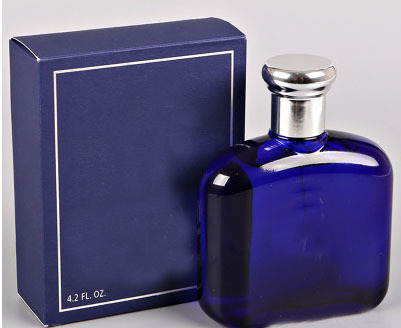 Free shipping, high quality 100% original package 125ml pol blue scent for men have logo on box(China (Mainland))