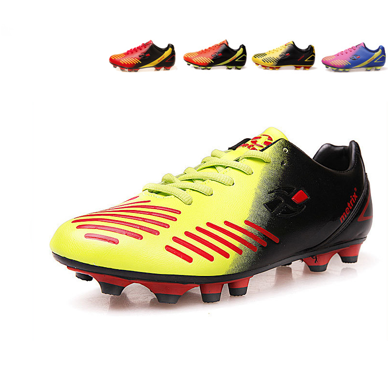 2015kids football boots shoes for boys and girls american football cleats coat of paint children sports shoes for football boots(China (Mainland))