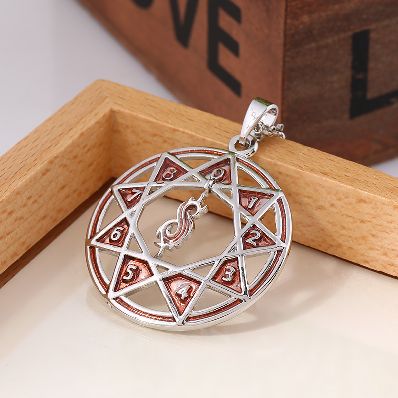 Free shipping the new necklace rock band slipknot band logo necklace<br><br>Aliexpress