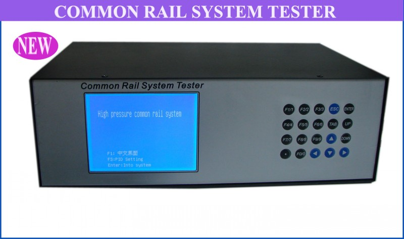2016 new version CRS3 diesel fuel injection common rail injector and pump tester simulator(China (Mainland))